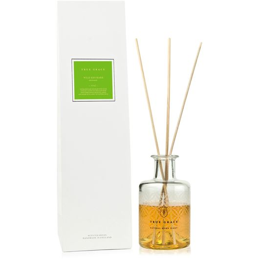 Picture of WILD RHUBARB diffuser 200ml white