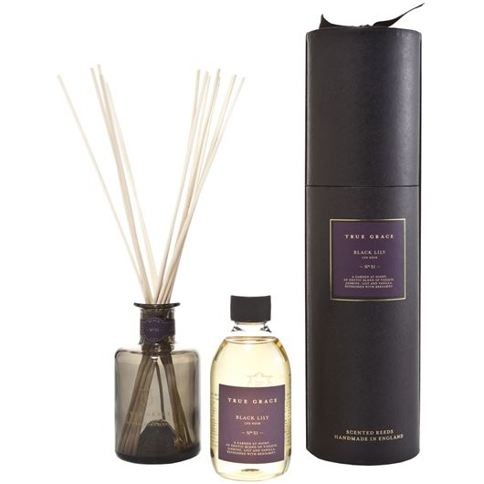 Picture of BLACK LILY diffuser 250ml black