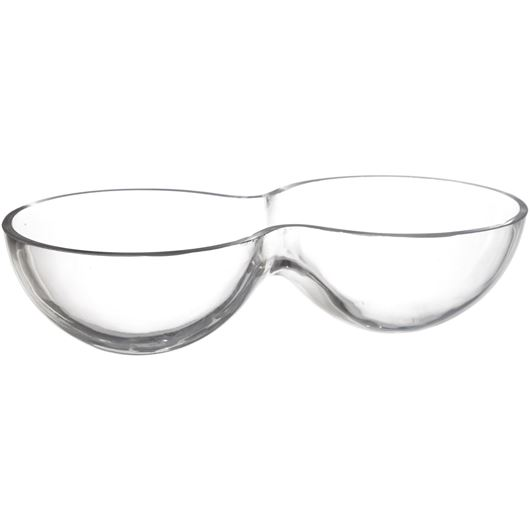 Picture of BEANO serving dish small clear
