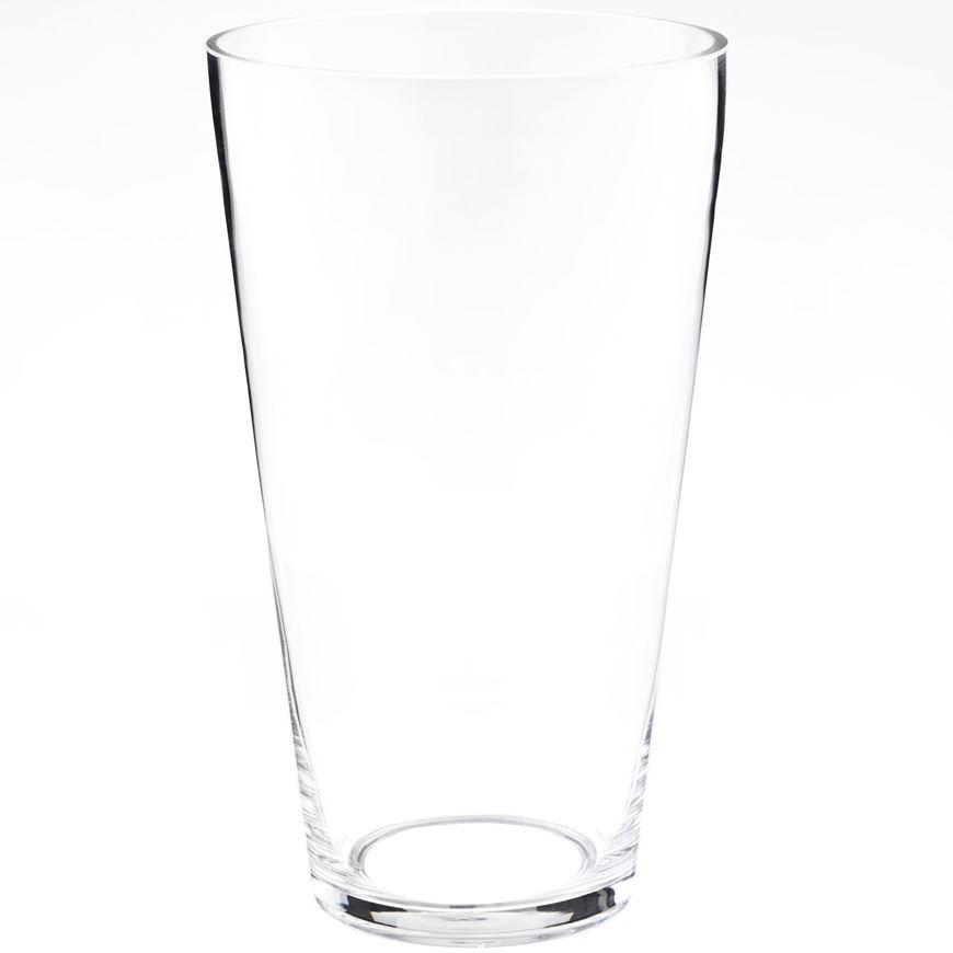 AINA vase h30cm clear