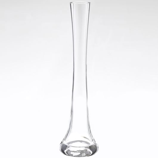 Picture of EEMIL vase h30cm clear