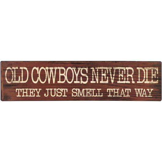 COWBOYS wall deco 13x50 red/white