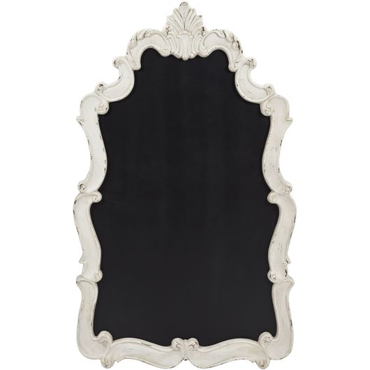 Picture of HOLLY blackboard 81x136 white/black