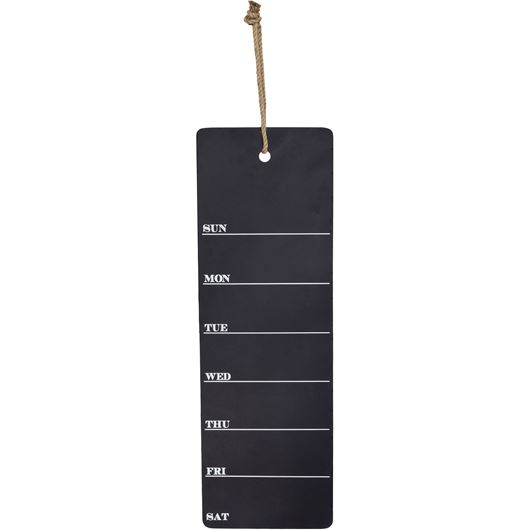 Picture of ARTUR blackboard 31x115 black