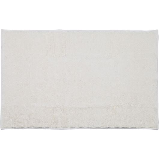 Picture of KEMAL bath mat 120x90 cream
