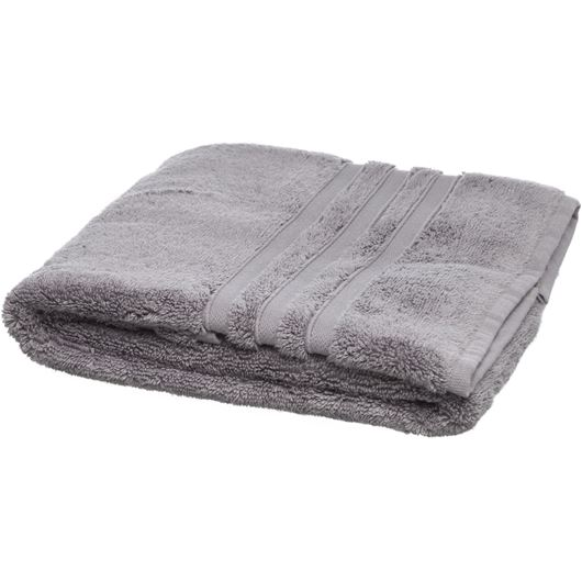 Picture of ANTALYA hand towel 50x90 dark grey