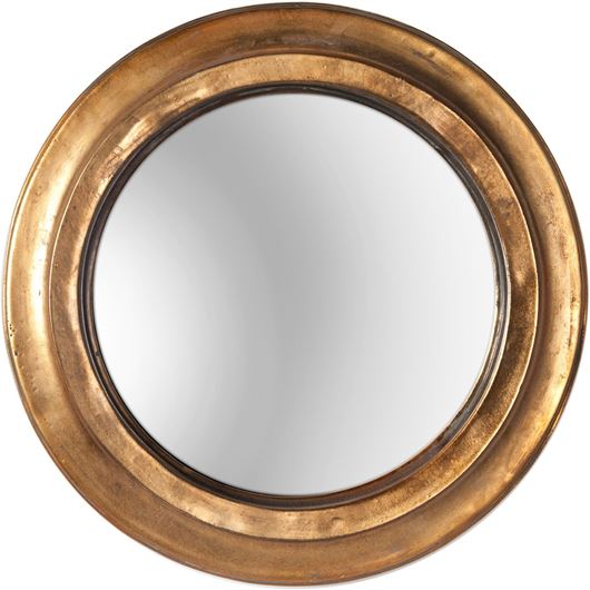 Picture of DENA mirror d35cm gold