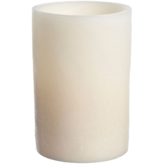 Picture of LANTERN pillar candle 15x22 cream