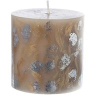 CALICO candle h9cm gold