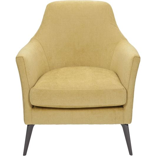 DIONE armchair yellow