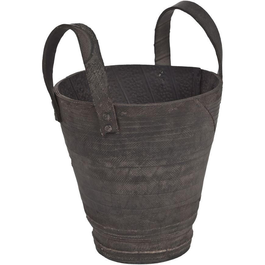 Picture of TIRO planter h36cm black