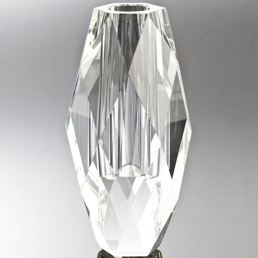 Picture of ENIT vase h31cm clear