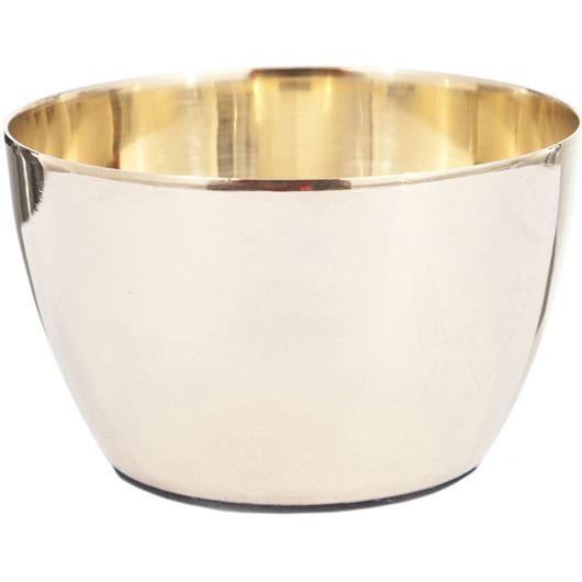 AAHAN tea light holder h4cm gold