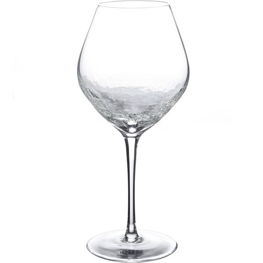 Picture of KUAN red wine glass h25cm clear