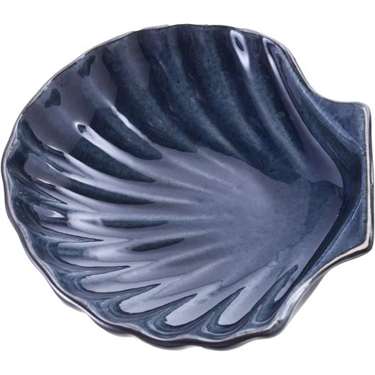 Picture of CHEN dish d14cm blue