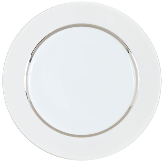 Picture of LUSTRE charger plate d30cm off-white