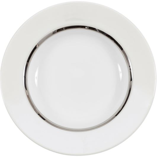 Picture of LUSTRE soup pasta plate off-white