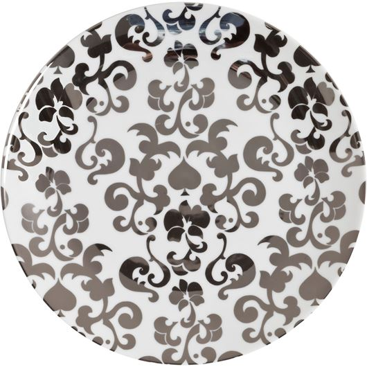 Picture of CLASSIQUE charger plate d30cm white