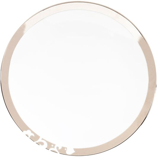 Picture of CLASSIQUE dinner plate26cm white