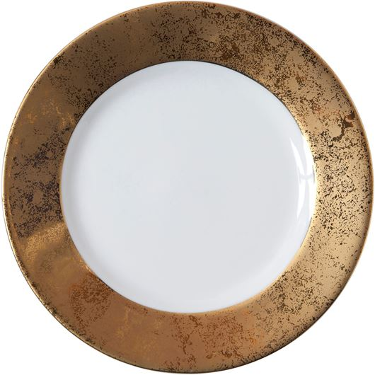 Picture of DONNA dessert plate d21cm gold