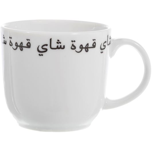 Picture of ARABIC mug white