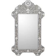 Picture of CASABLANCA mirror 120x70 grey