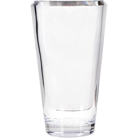 Picture of CORSIVO vase h30cm clear