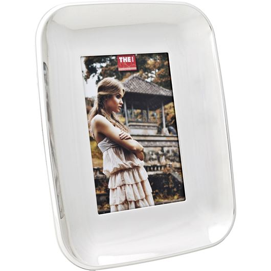 Picture of EVA photo frame 10x15cm silver