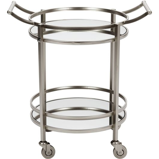 Picture of MALACA trolley 53x70 silver/clear