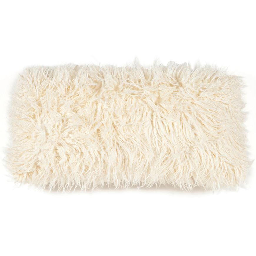 Picture of CHINCHI cushion 30x60 white