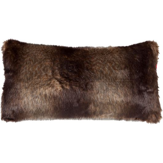 Picture of CHINCHI cushion 30x60 black