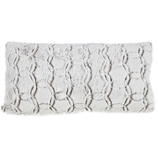 Picture of YUN cushion 30x60 white