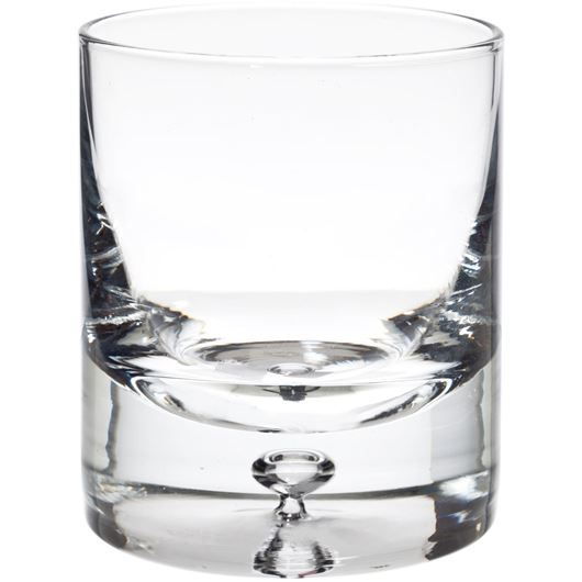Picture of CEDRIC whisky glass h10cm clear