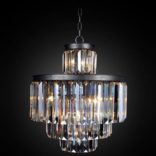 AMTI chandelier d55cm clear