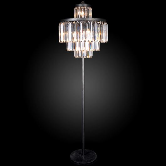 Picture of AMTI floor lamp h170cm clear