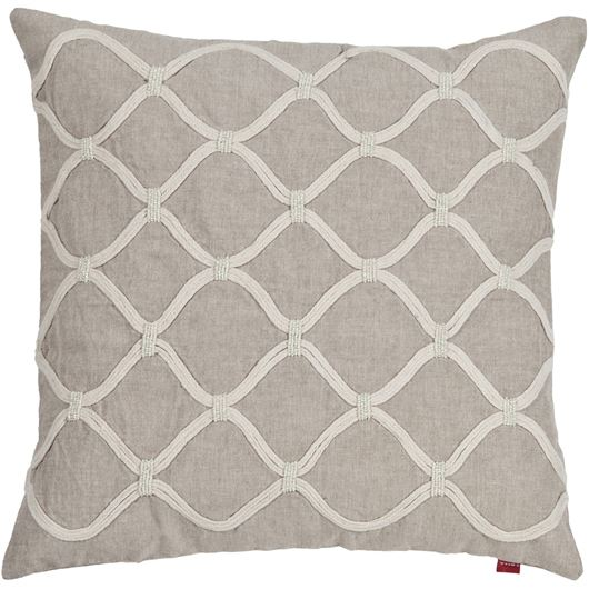 Picture of BEAVIN cushion cover 50x50 beige