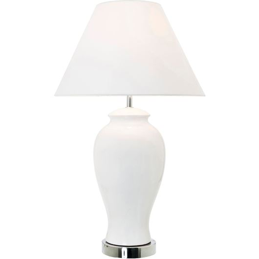 BENZI table lamp h70cm white