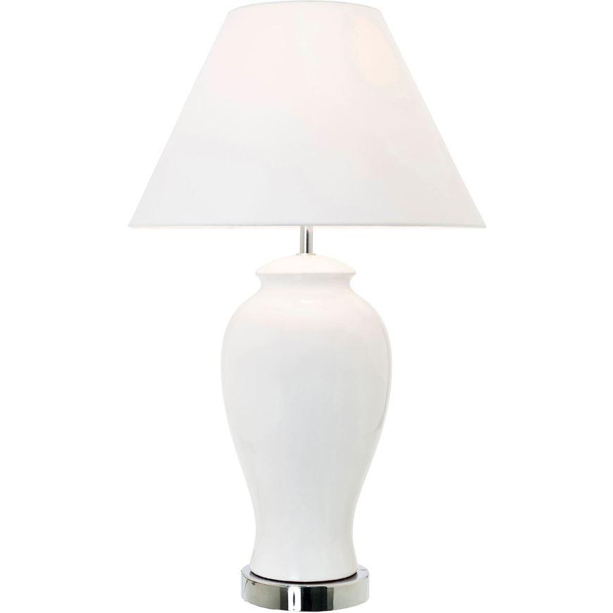 BENZI table lamp h70cm white