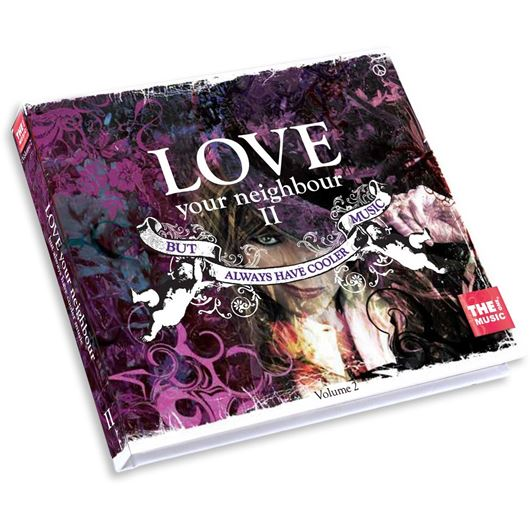 Picture of LOVE YOUR NEIGHBOUR volume II CD multicolour