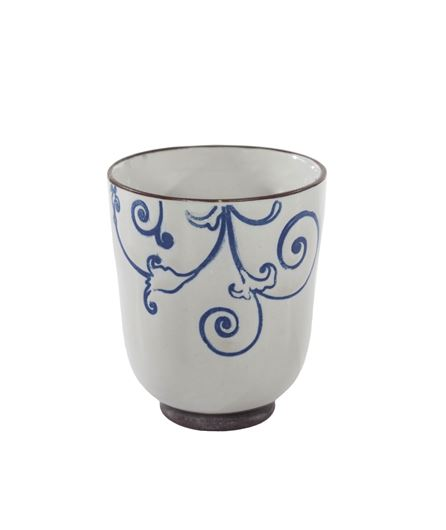 Picture of HADI cup white/blue