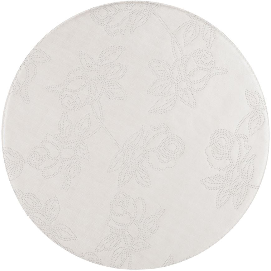 Picture of BERNA place mat d40cm  white