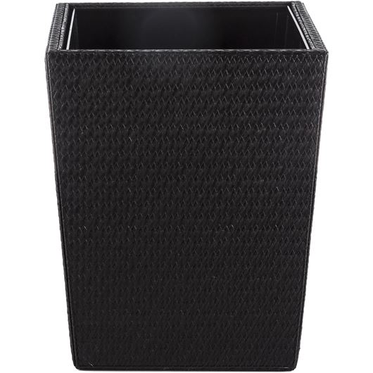 Picture of RIZA waste can black