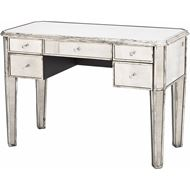 Picture of HONG dressing table 112x51 clear/silver