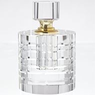Picture of GLYNDA perfume bottle h13cm clear