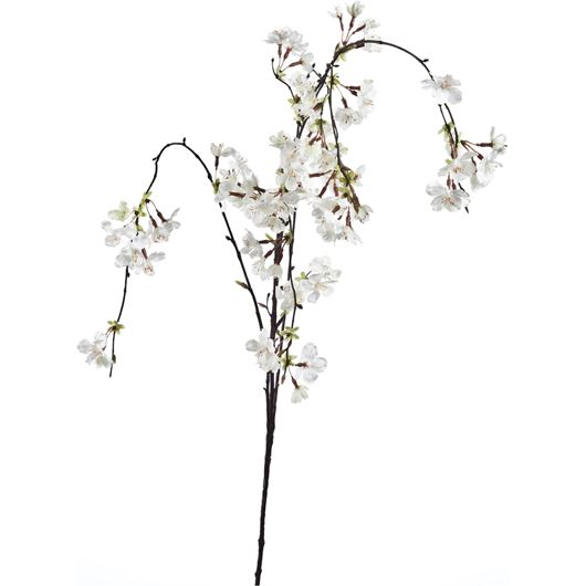 Picture of BLOSSOM stem h120cm white