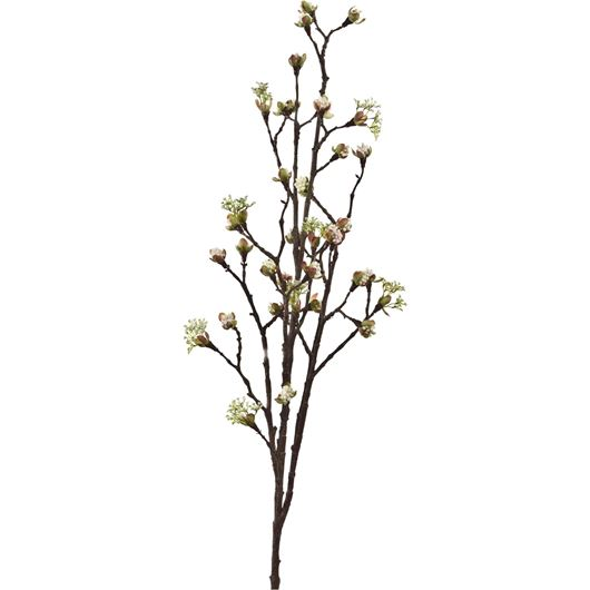 Picture of BLOSSOM stick h113cm white