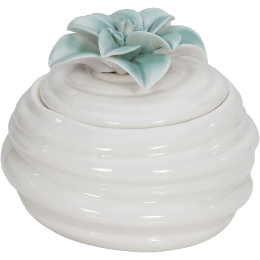 Picture of LILY box h9cm white