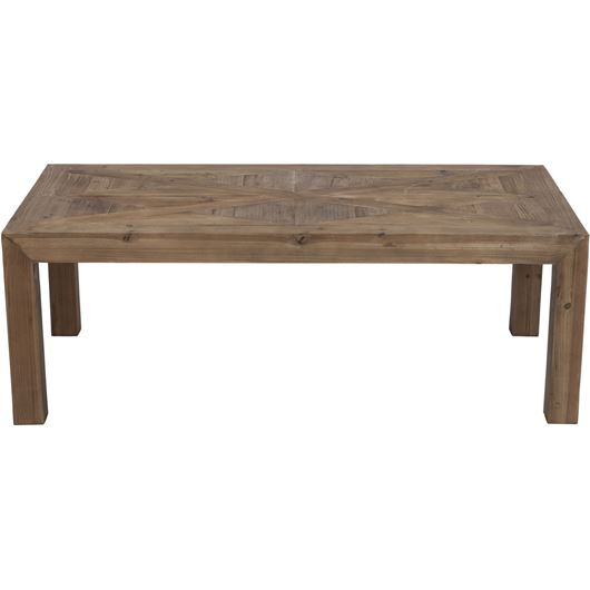 FIRO coffee table 130x70 natural