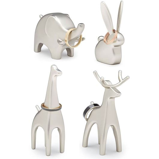 Picture of ANIGRAM ring holder assorted nickel