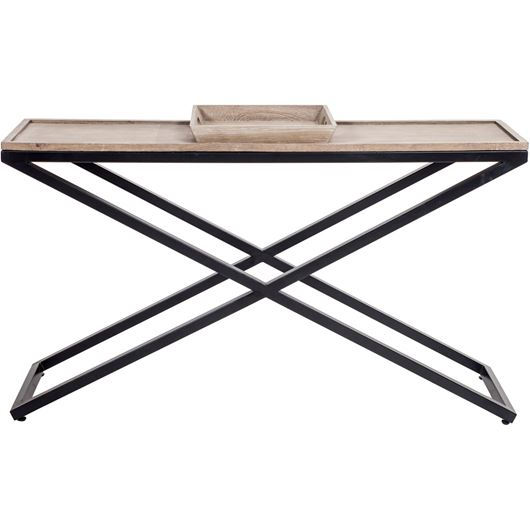 Picture of FLABY console 140x40 brown/black